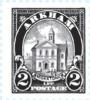 HPLHS Arkham Stamp