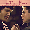 a rearranger of the proverbial bookshelf: Dean & Sam - all I fear