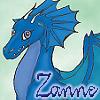 Küchenhexe (formerly Zanne Chaos): Dragon - chibi