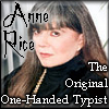 Küchenhexe (formerly Zanne Chaos): Anne Rice *fapfapfap*