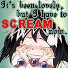 Slayers: Amelia - must scream now