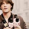 a regular decorated emergency.: Sam - microphones