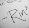 Rin's Fic