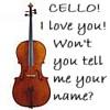 Erin: cello