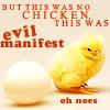 Evil Manifest