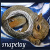 Snapetoy - baby squirrel