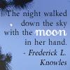 Quote - Moon
