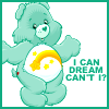 Carebear made by LJ Candy