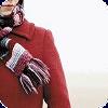 coat & scarf