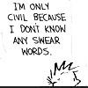 zhent: Calvin - Swear words