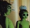 дети в очках