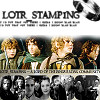 Lord of the Rings Stamping