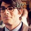 Clark Kent - Hrm...