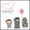 I <3th darth party