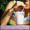 iconic_notions: milkshake