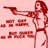 happy queer