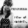 Pedophobia