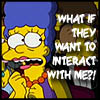 Interact, Simpsons Marge Interact