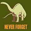 lauren oh!: dinosaur