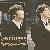 Beatles, geniuses, sparrowlove