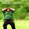 LOST - hurley dance