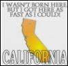 CA got here fast