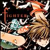 Andrea: syaoran fighter
