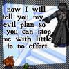 Kingdom Hearts CoM - evil plan