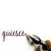 quiesce - default