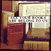 Generally Mischief: bookworm