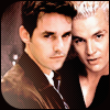Spike and Xander