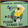 Technical Difficulties.