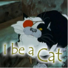 manonlechat: i be a cat