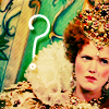 Z: blackadder | queenie