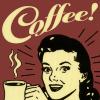 Retro - Mmmm coffee!