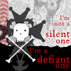 [grr] i'm the defiant one.