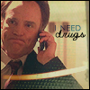 Emily: West Wing-Josh-I need drugs