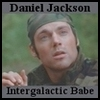 Daniel Jackson - Intergalactic Babe