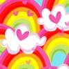 cherry_siwi: unknow creator rainbows