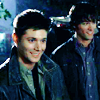 woman_of_: Smiling Dean & Sam