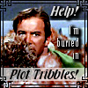 buried in plot tribbles