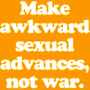 sexual advances