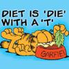 Garfield - diet