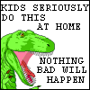 zh.: dino comics | do this at home