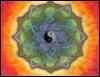 Mehndi yin yang