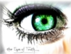 Green eye of truth