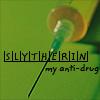 The Pink Slytherin: slytherin - antidrug