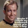 ST: Trademark Impish Grin