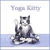yoga kitty (saba)