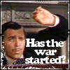 Has the War Started?, Rhett